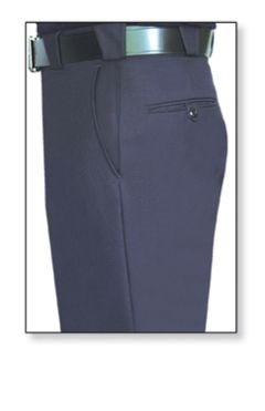 Fechheimer Men's Navy Blue T-3 Trouser, 55/45 Polyester/Wool