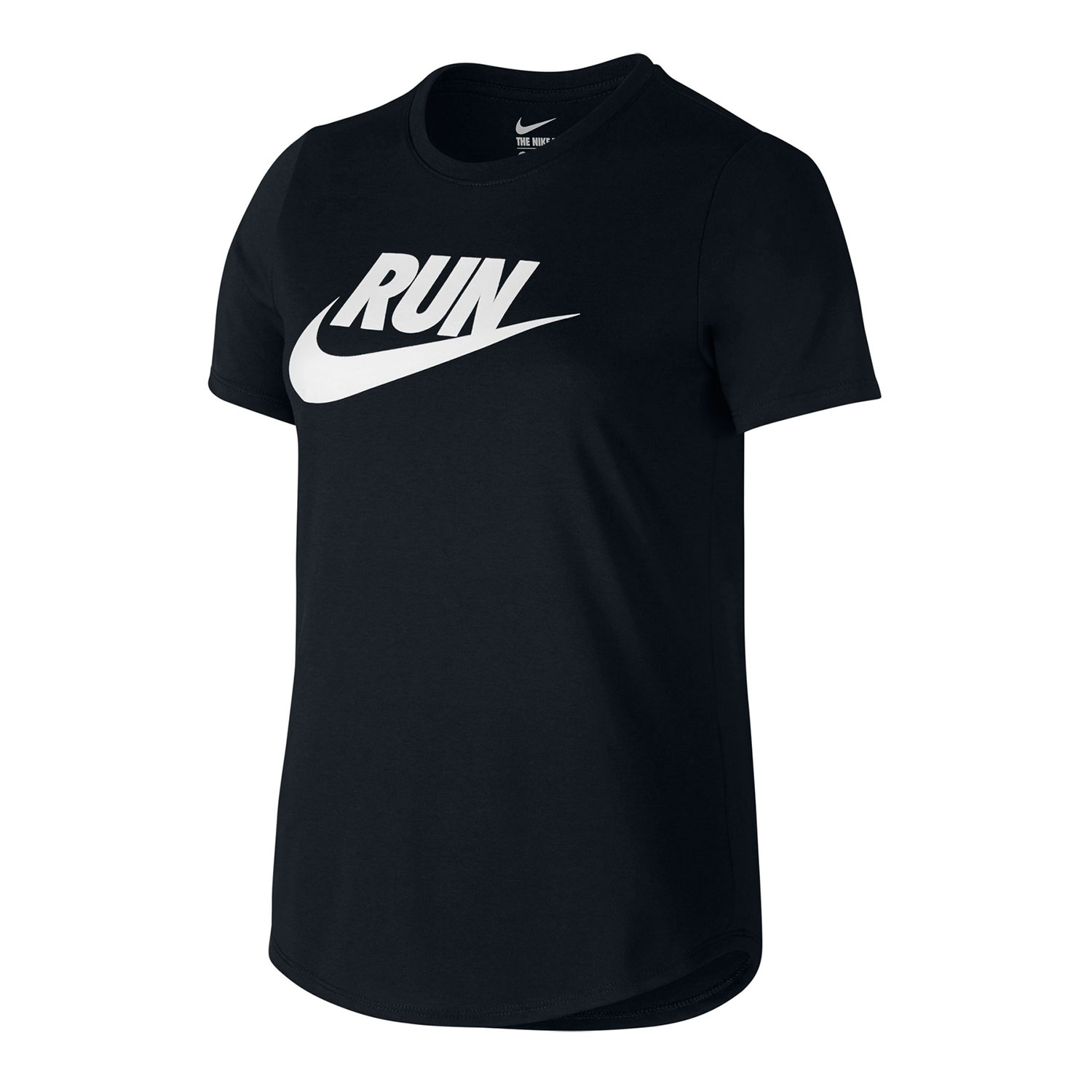 nike womens run t shirt. Black Bedroom Furniture Sets. Home Design Ideas