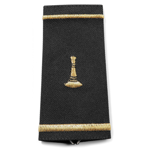 Eiseman Ludman Co. Soft Shoulder Epaulets for Fire Rank
