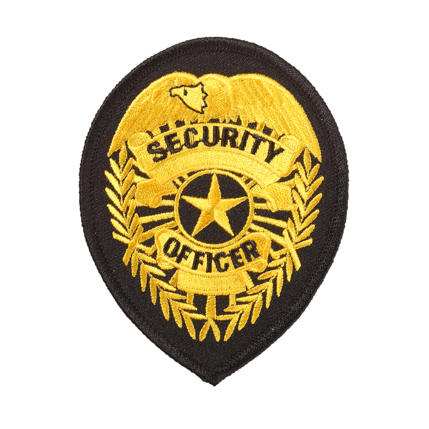 Hero's Pride Security Shield Emblem