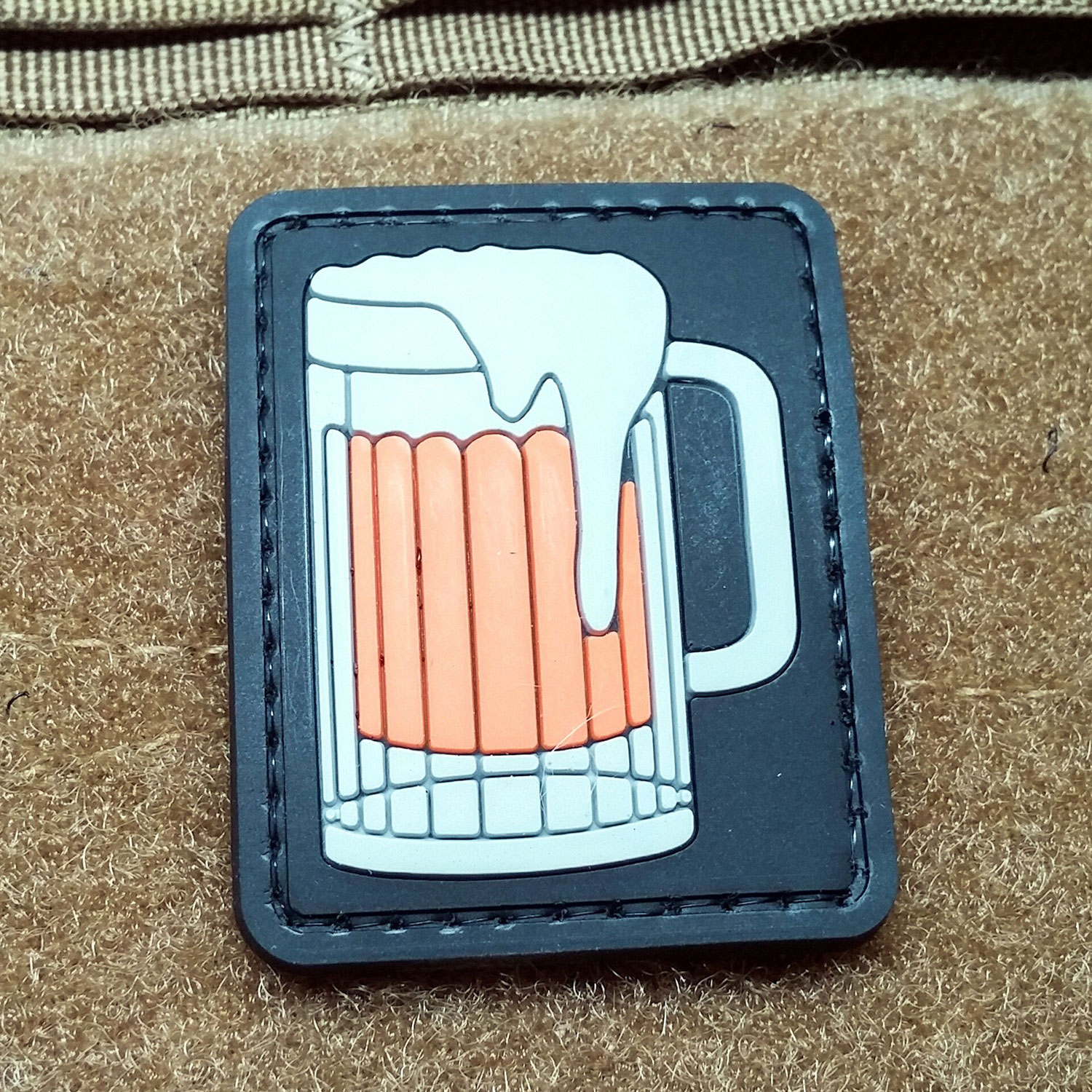 PFI Fashions Beer Morale Patch