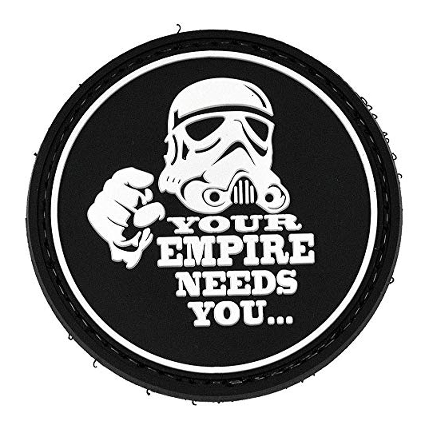 PFI Fashions Your Empire Needs You PVC Patch