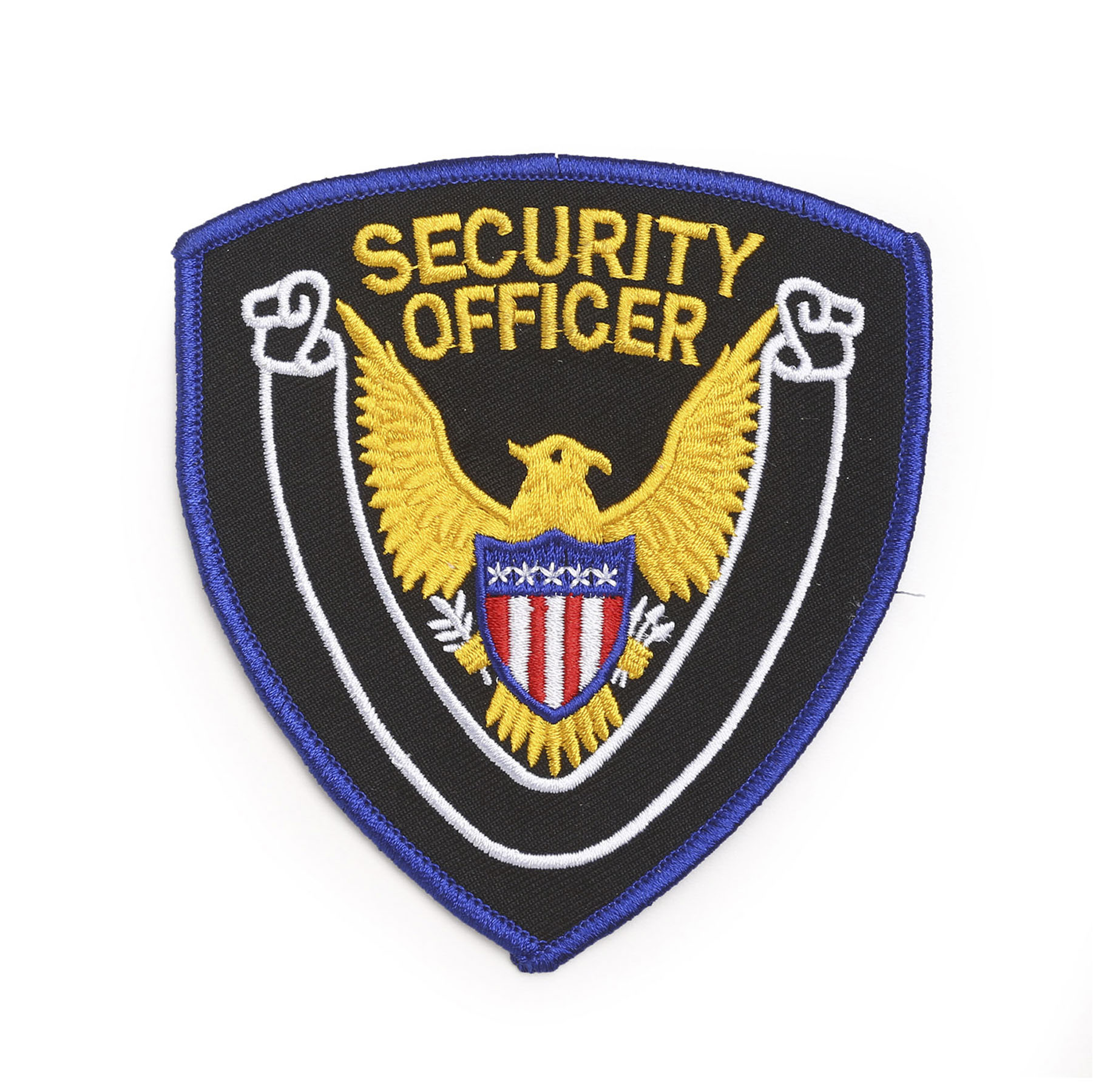 Custom public safety patches for clothing