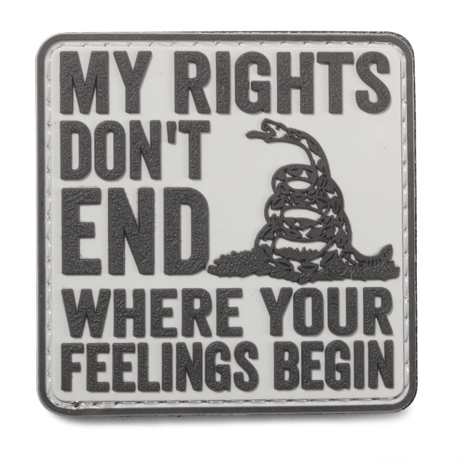 5ive Star Gear My Rights Morale Patch