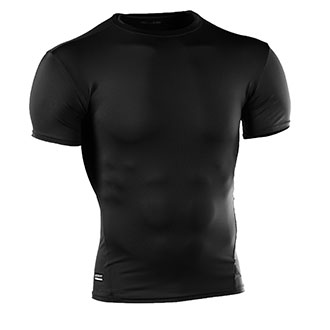 0769702867 Tommie Copper Men's Recovery Compression Short Sleeve Shirt
