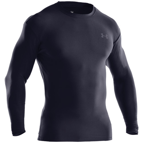 Under Armour ColdGear Compression Fit Mens Crew Neck Shirt