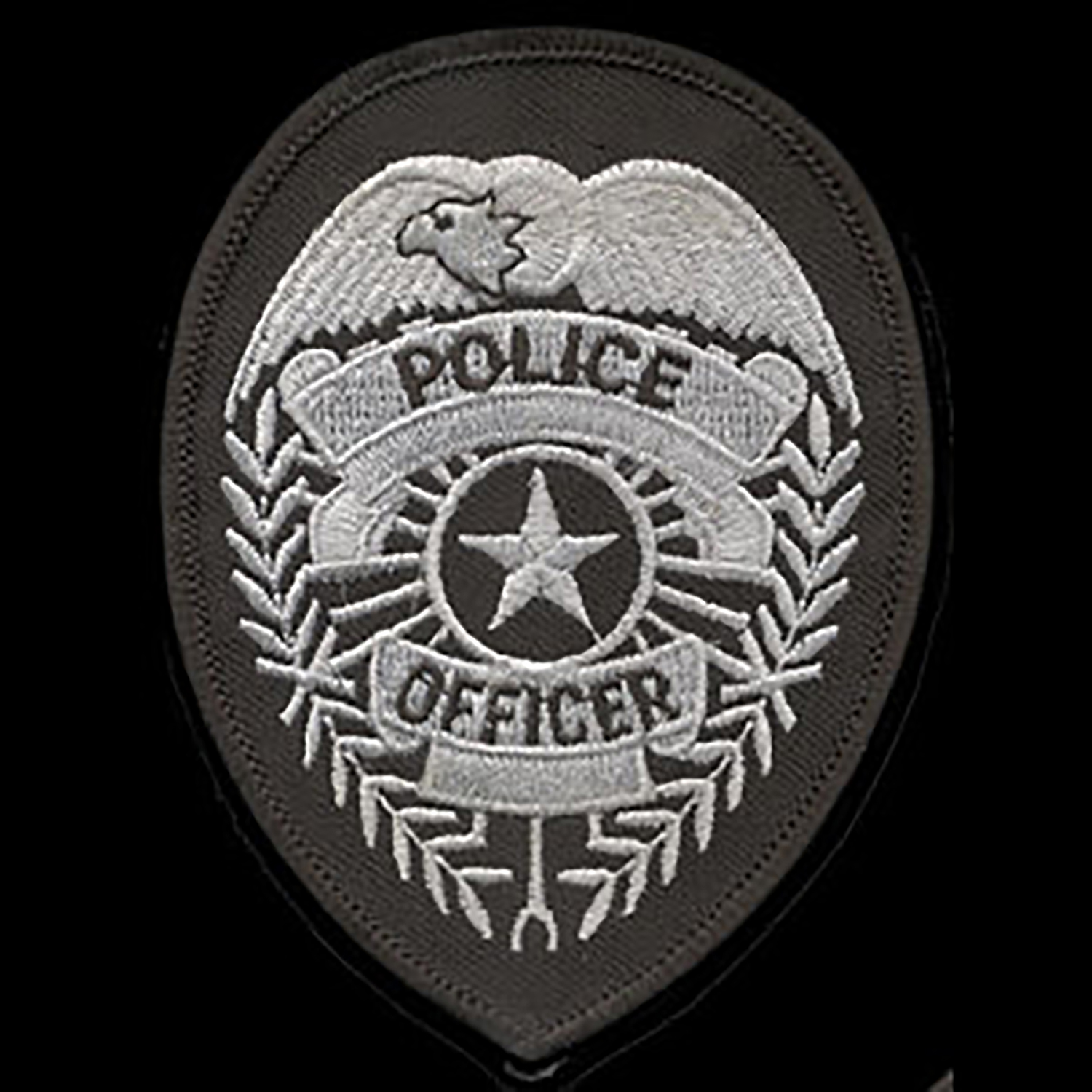 Premier Emblems Police Officer Patch