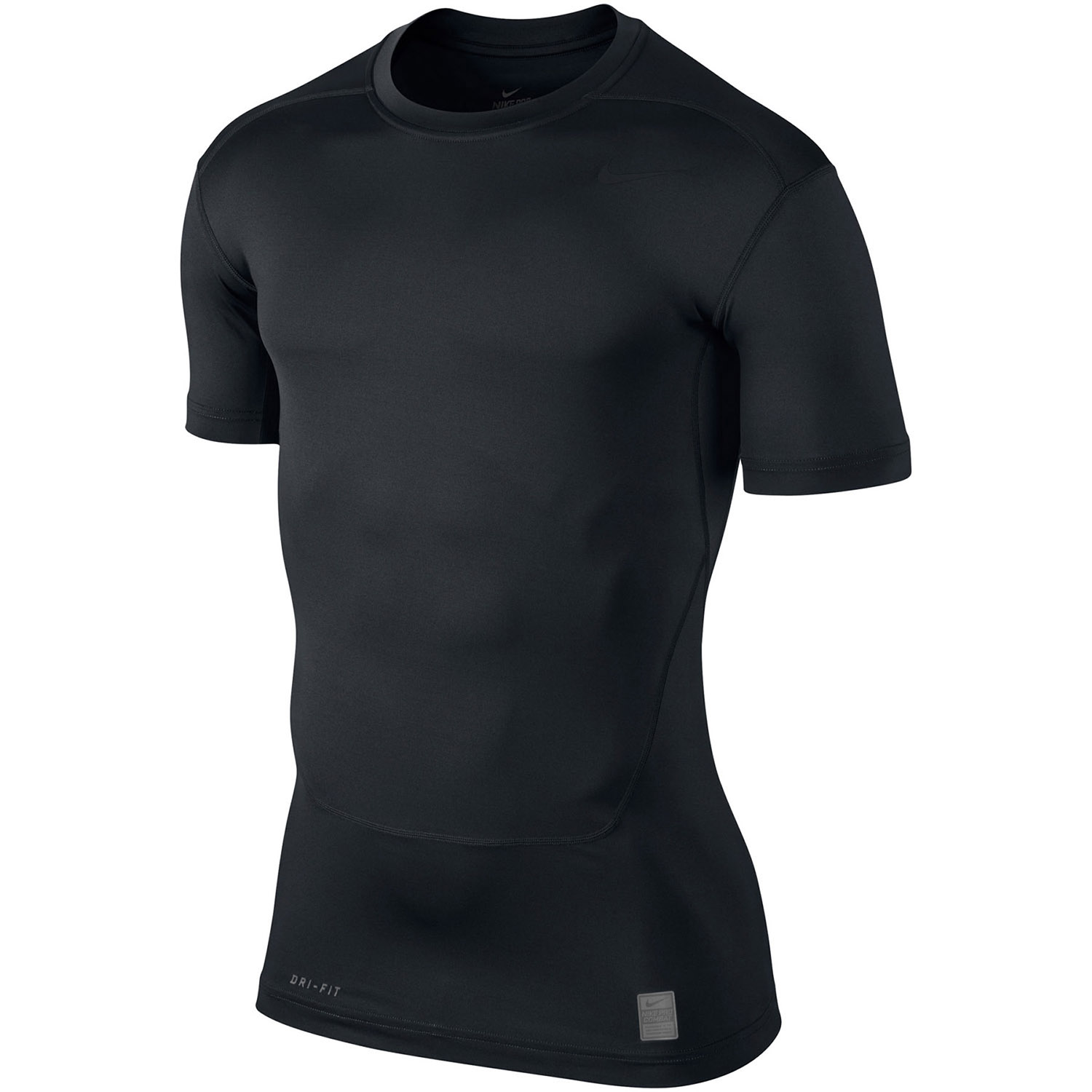 nike core combat compression short sleeve sf t shirt