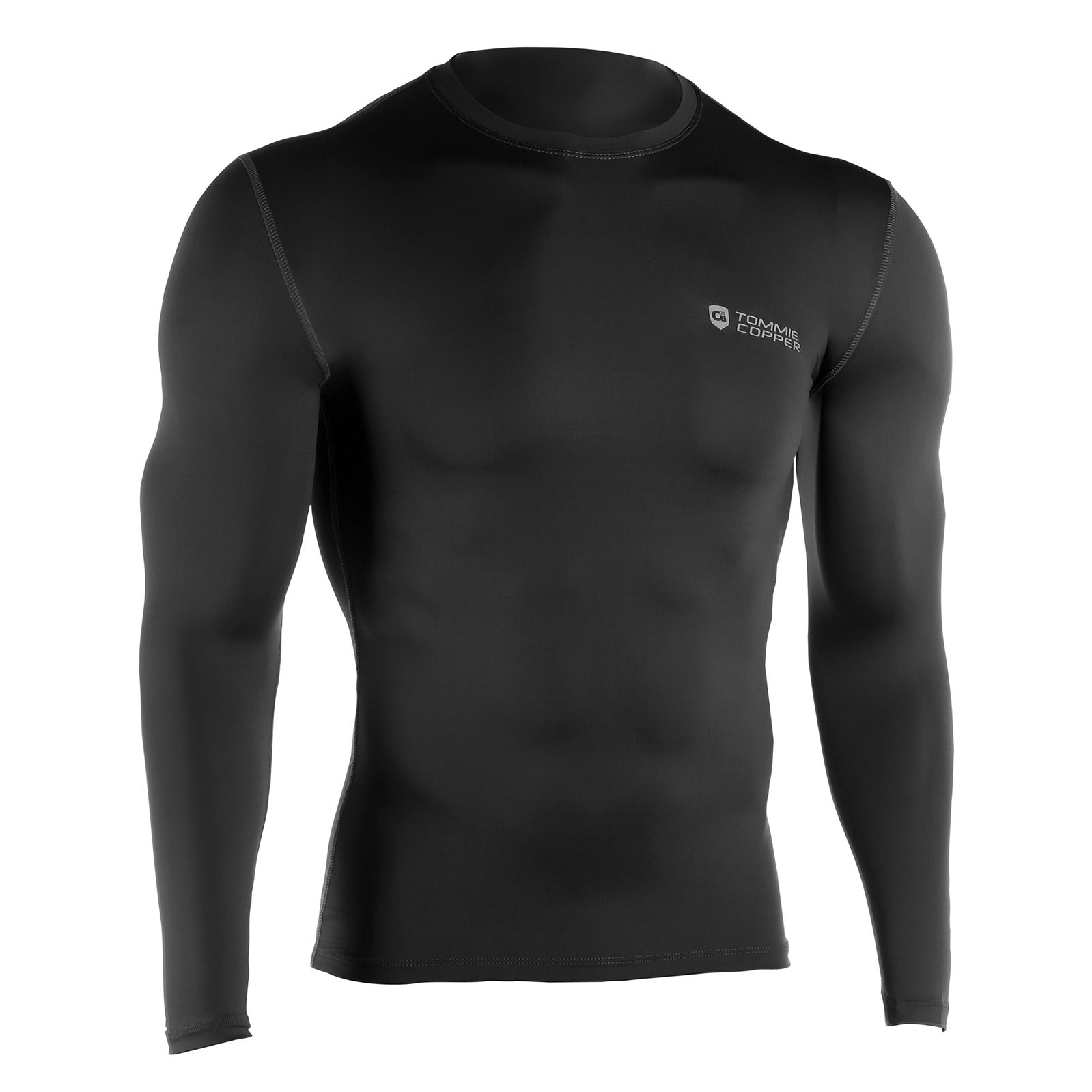 Tommie Copper Men s Long Sleeve Compression Shirt
