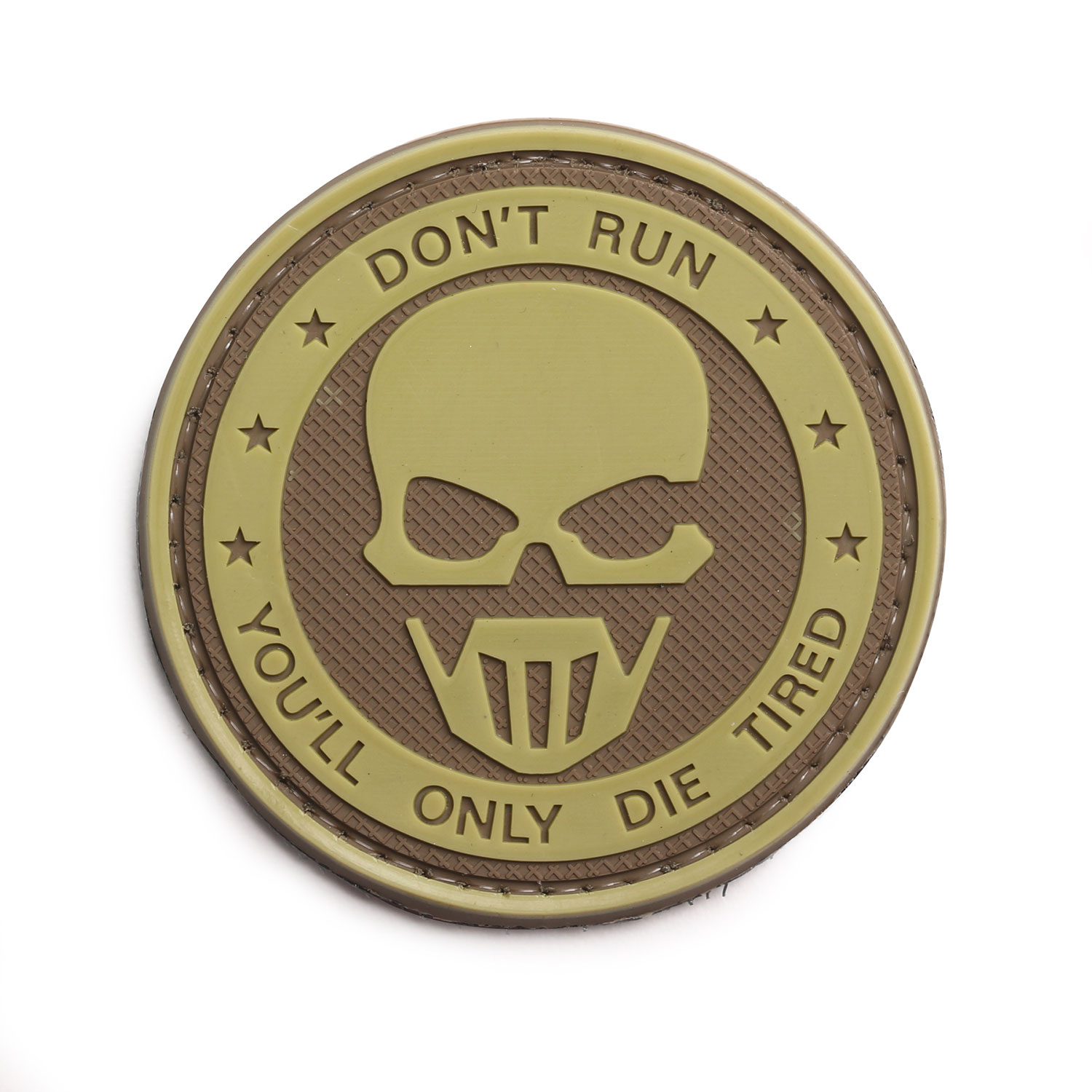 "5ive Star Gear ""Don't Run"" Morale Patch"