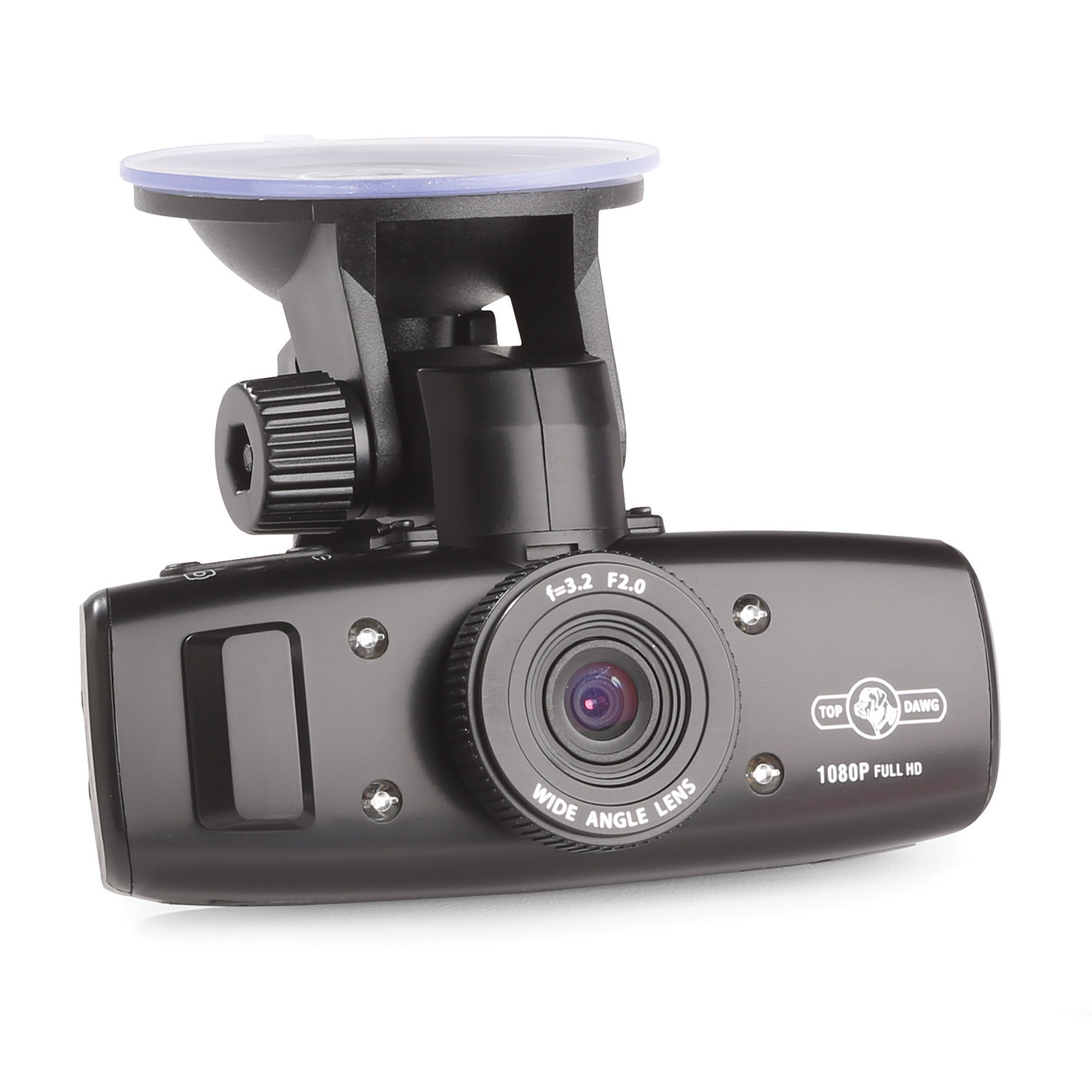 top dawg dvr dash cam with gps. Black Bedroom Furniture Sets. Home Design Ideas