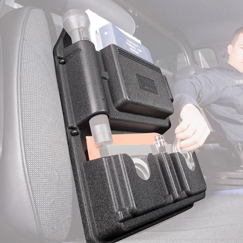 Galls Molded Car Seat Organizer Police Organizer