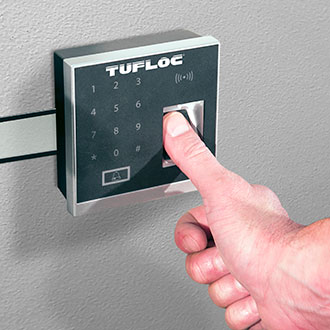 Tufloc Delay Timer for Gun Locks on