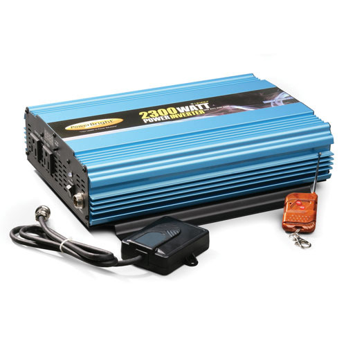 Power Bright 2300 watt Power Inverter