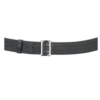 "Size 38 Safariland 146-38-2B Black Plain 2.25/"" Border Patrol Belt Brass Buckle"