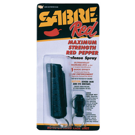 Fox Tactical Sabre Red Maximum Strength Pepper Spray