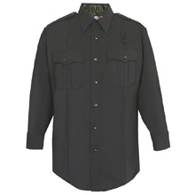 Flying Cross Womens Long Sleeve Uniform Shirt Polyester//Wool/_Police/_Security