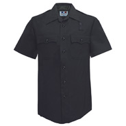 Flying Cross Womens LAPD 100% Wool S/S Shirt