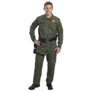 Transcon CDCR Jumpsuit Poly/Cotton