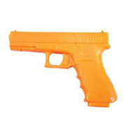 BlackHawk Orange Demo Gun