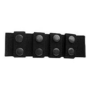 Tru-Gear Ballistic Nylon Belt Keepers, 4-pack