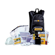 Life Gear Backpack Safety Kit