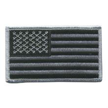 LawPro US Flag Patch with Hook  Loop