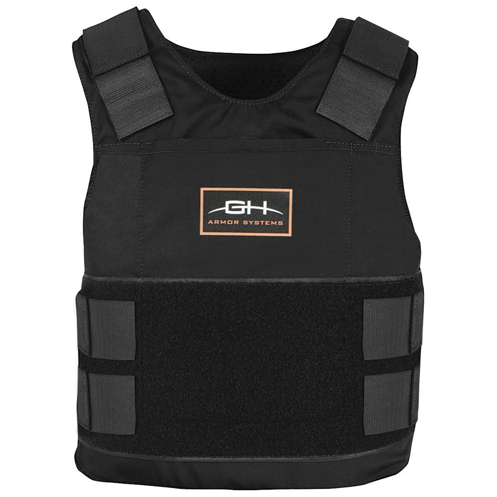 GH Armor Lite IIIA Body Armor Package