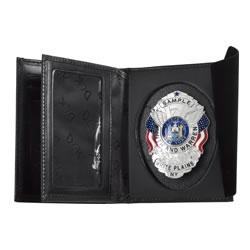 LawPro Deluxe Hidden Badge Wallet Single ID