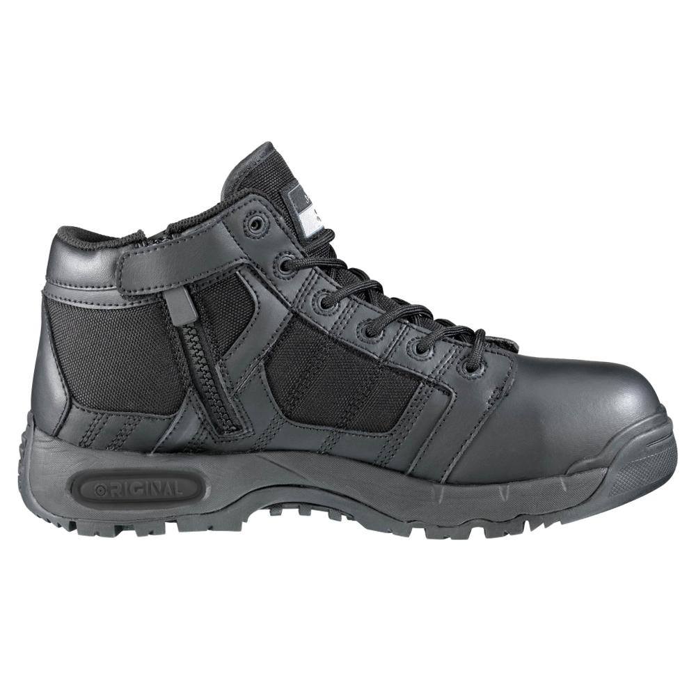 Men/'s Metro Air 9-Inch Side-Zip Tactical Boot Original S.W.A.T