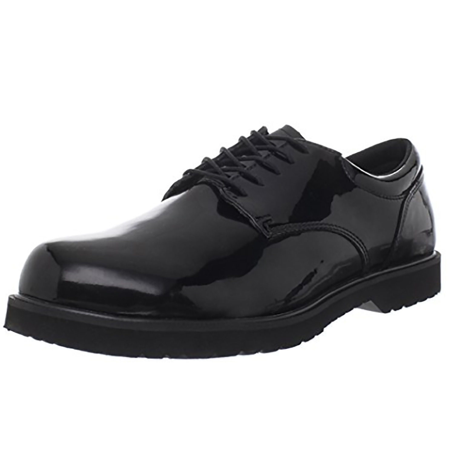 Bates Hi Gloss Dress Shoe