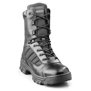 Bates 8 inch Mens Tactical Sport Zipper Duty Boot